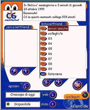 C6 chat