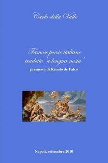 Famose poesie italiane di Carlo della Valle