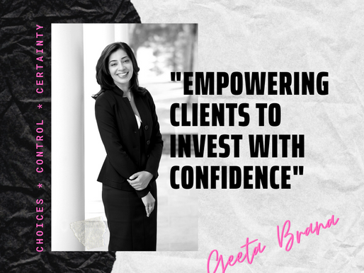 Empowering Women To Invest With Confidence