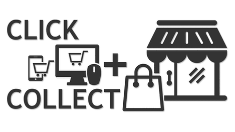 Application Click & Collect by CKEL