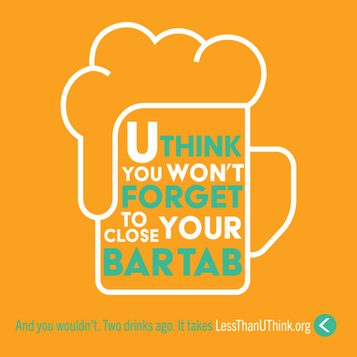 Close your tab