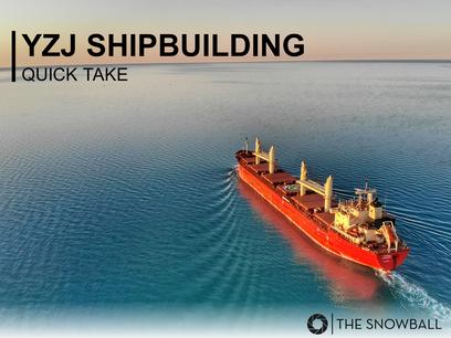 Yangzijiang Shipbuilding (SGX:BS6) | Quick Take