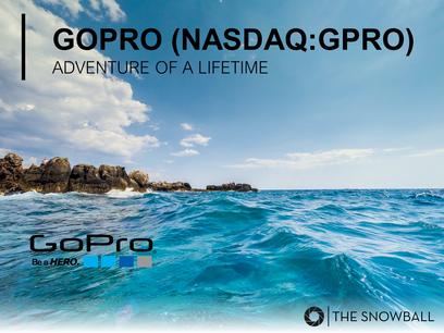 GoPro (NASDAQ:GPRO) | Adventure of a Lifetime