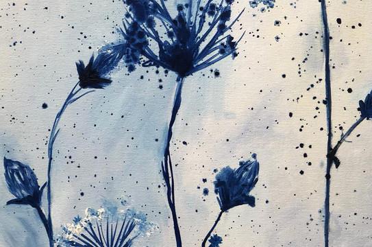 Still Life I, Oil on canvas, 40x30cm, Mo