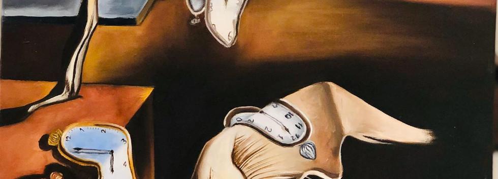 Still life, Oil on canvas, 40x30cm, Moun