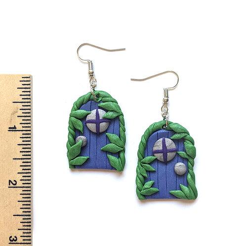 Door to fairyland earrings
