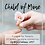 Thumbnail: Child of Mine, prompts for letters from parents to their kids