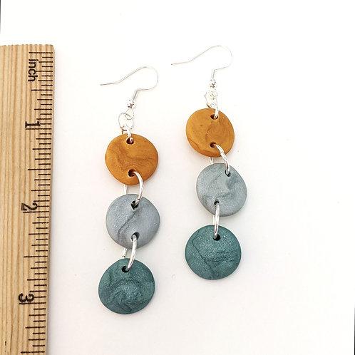 My Favorite Boho  earrings
