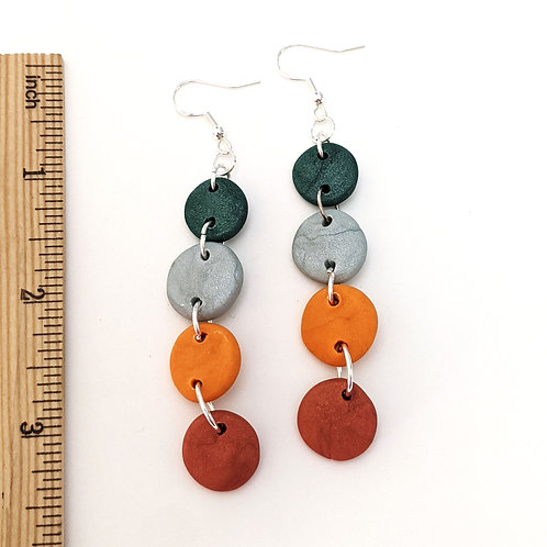 Boho Beautiful  earrings