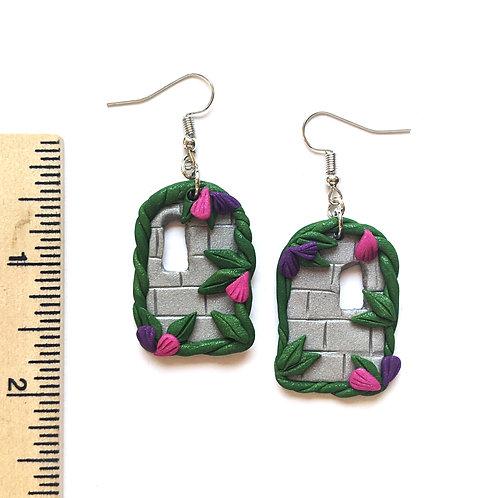 fairy tale earrings