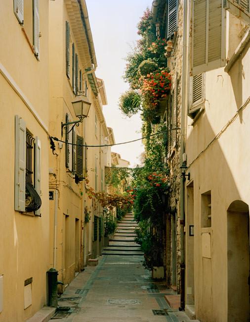 Antibes Street 1