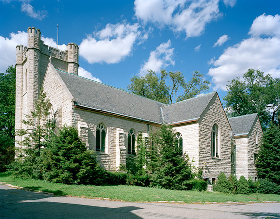 A Paradise Lost Governors Island church_