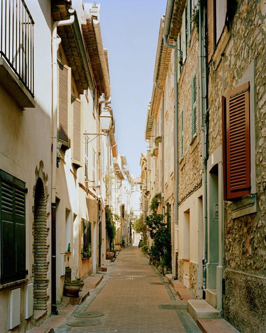 Antibes Street 2