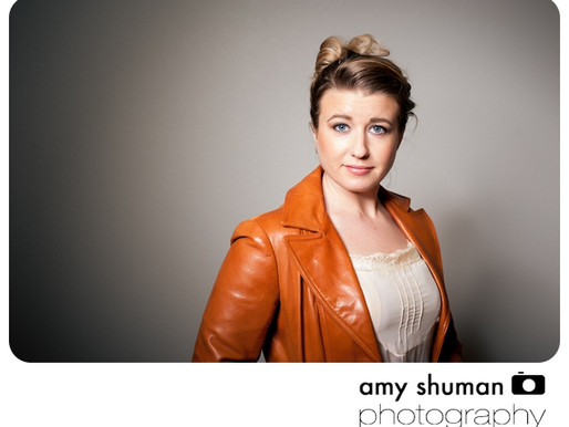 Anna: Studio Portraits by Sacramento Portrait photographer