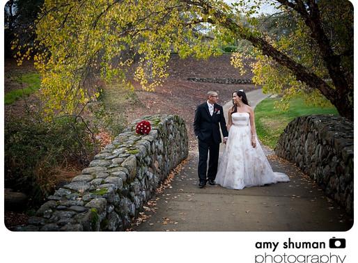 Catta Verdera Country Club Fall Wedding by Sacramento photographer: Arri + Peter