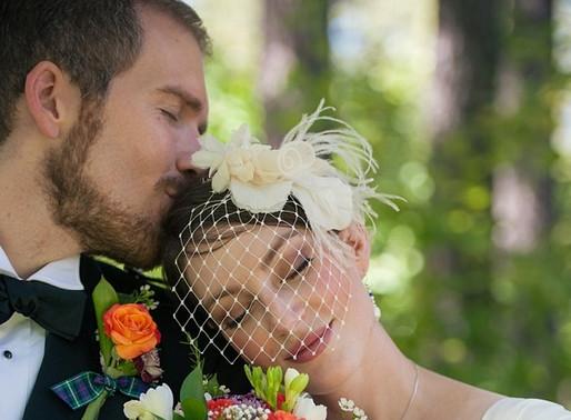 Mike and Sarah's North Lake Tahoe Wedding by Sacramento Wedding Photographer
