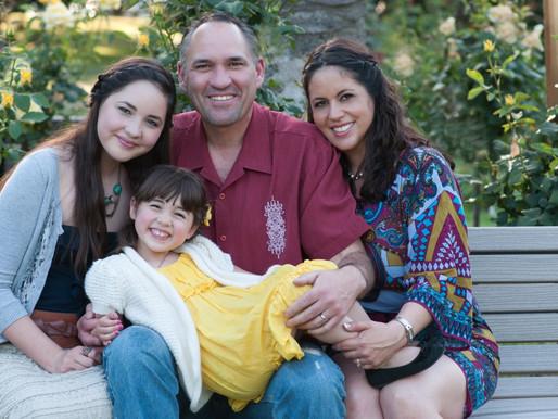 Miller Family Portraits in Sacramento CA