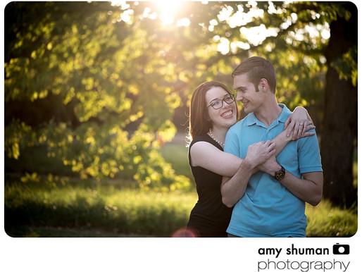 Engagement portraits: Davis, CA wedding photographer: Kelsey and Brandon