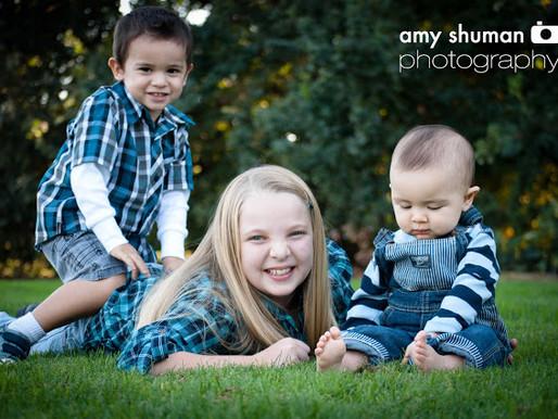 Lukens Family Portraits