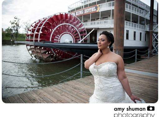 Delta King Wedding, Bridal Shoot by Sacramento wedding photographer for Sac Bride and Groom Magazine