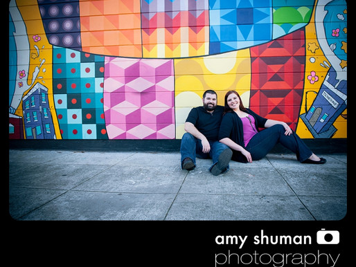 San Francisco engagement by Sacramento wedding photographer: Kristy and Paul