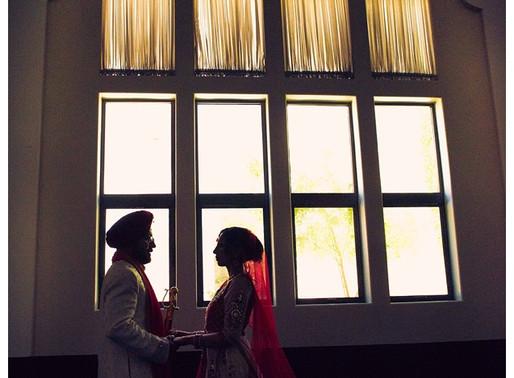 Sikh Wedding: Naresh and Nalini: By Sacramento wedding photographer