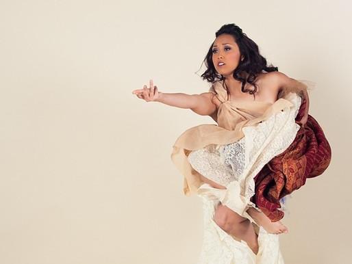 Dance Senior Portraits by Sacramento, CA Photographer