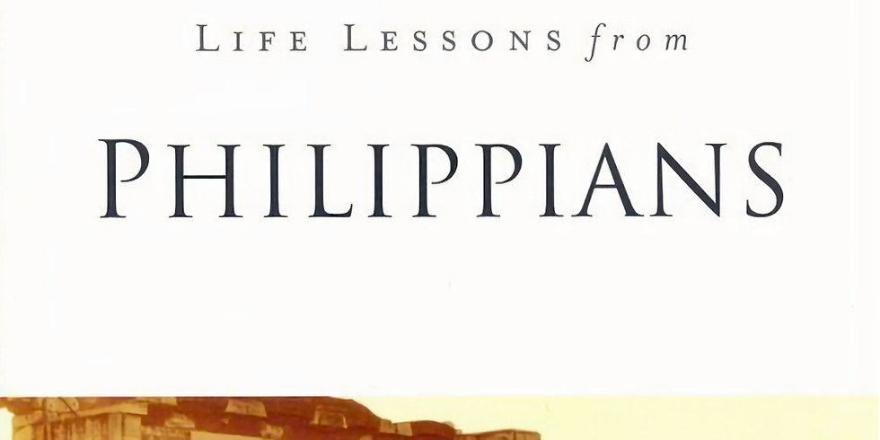 Life Lessons from Philippians (Pastor JR Shuck)