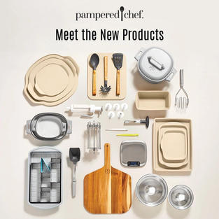 Pampered Chef by Darla Cole
