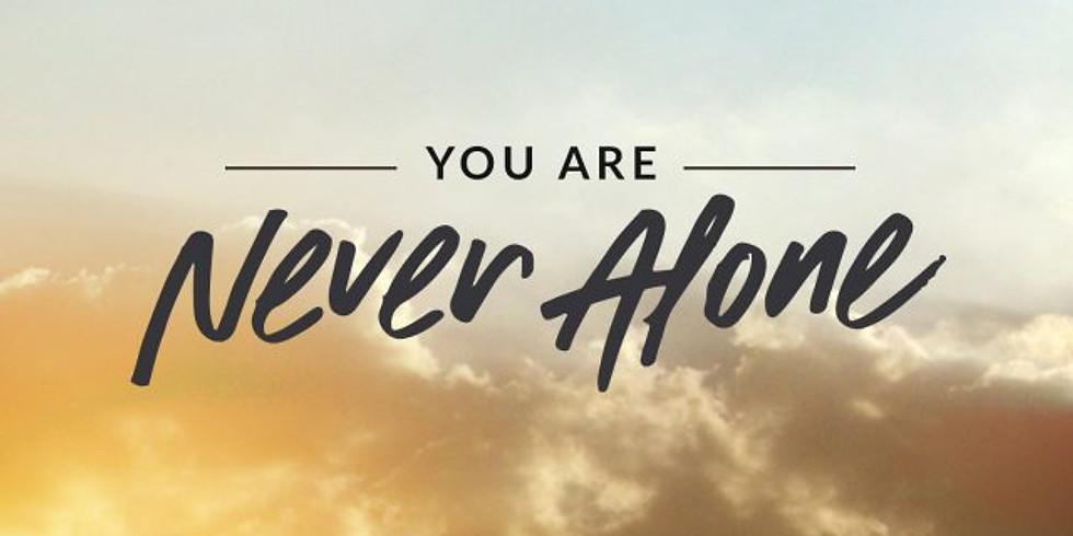 You Are Never Alone - Jennifer Suesse