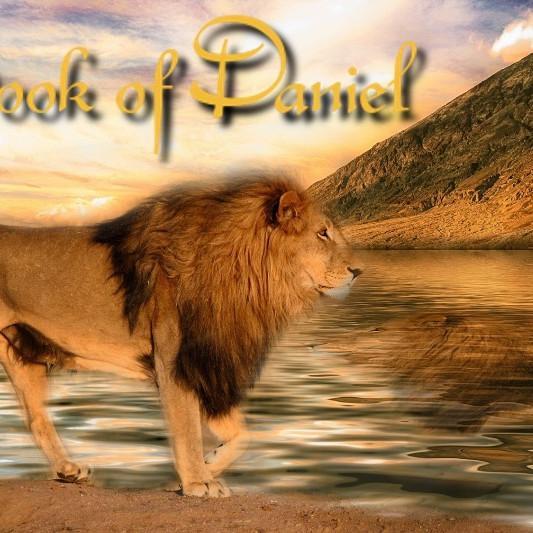 Book of Daniel - Roger Gough