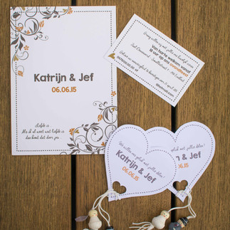 trouwfeest K&J