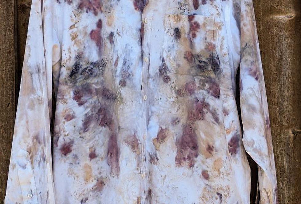 Eco Dyed L.L. Bean Dress Shirt