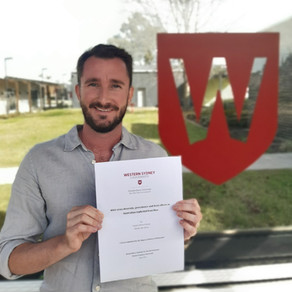 Recent PhD submission: Stephen Sharpe