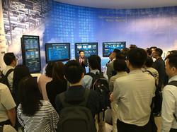 參訪深圳華為總部,了解科技發展