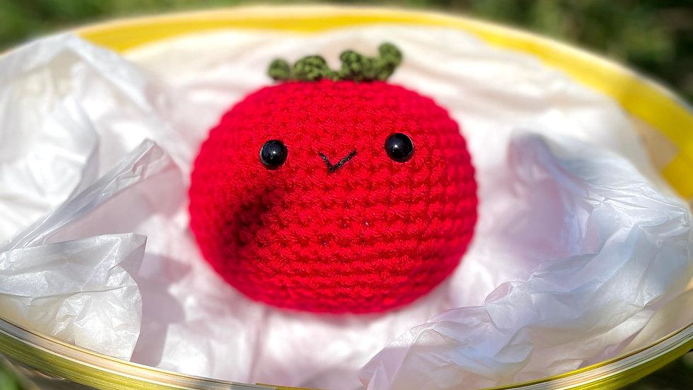 Bekah's Yarn Critters - Tomato