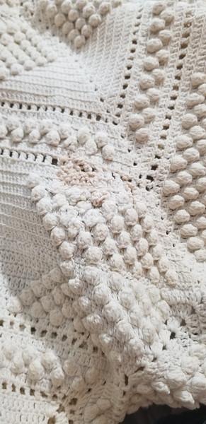 Remaking missing crochet