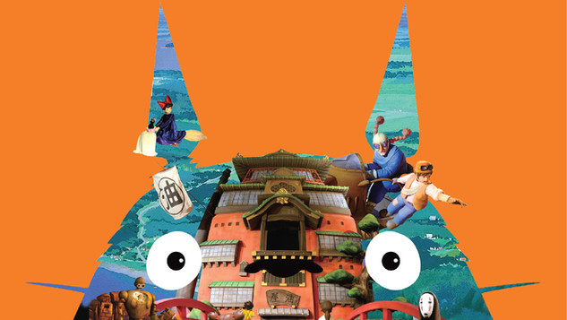 The World of Studio Ghibli's Animation Exhibition - Hong Kong
