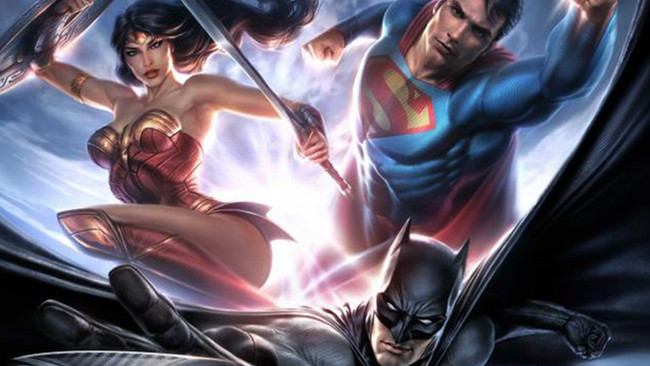 The Art of DC: The Dawn of Super Heroes - Hong Kong