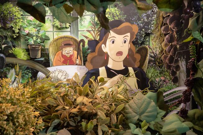 The World of Studio Ghibli's Animation Exhibition - Hong Kong