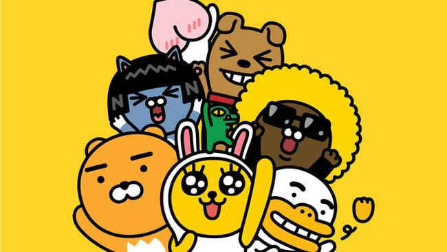 KAKAO FRIENDS Pop-Up Store Hong Kong