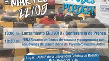 Hoy presentarán el II Encuentro Nacional de Juventud a los medios