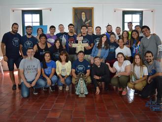 La Comisión Nacional de la Pastoral de Juventud se reunió en Buenos Aires