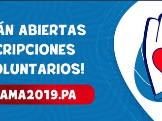 Se abren las inscripciones para Voluntarios de la Jornada Mundial de la Juventud Panamá 2019