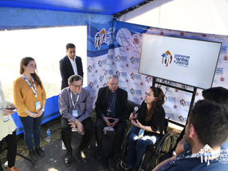 "Gabriela Michetti: ""Esta idea de querer renovar la historia es del Espíritu Santo"""