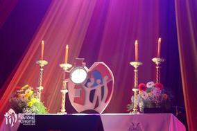 Guión de la adoración eucarística ENJ