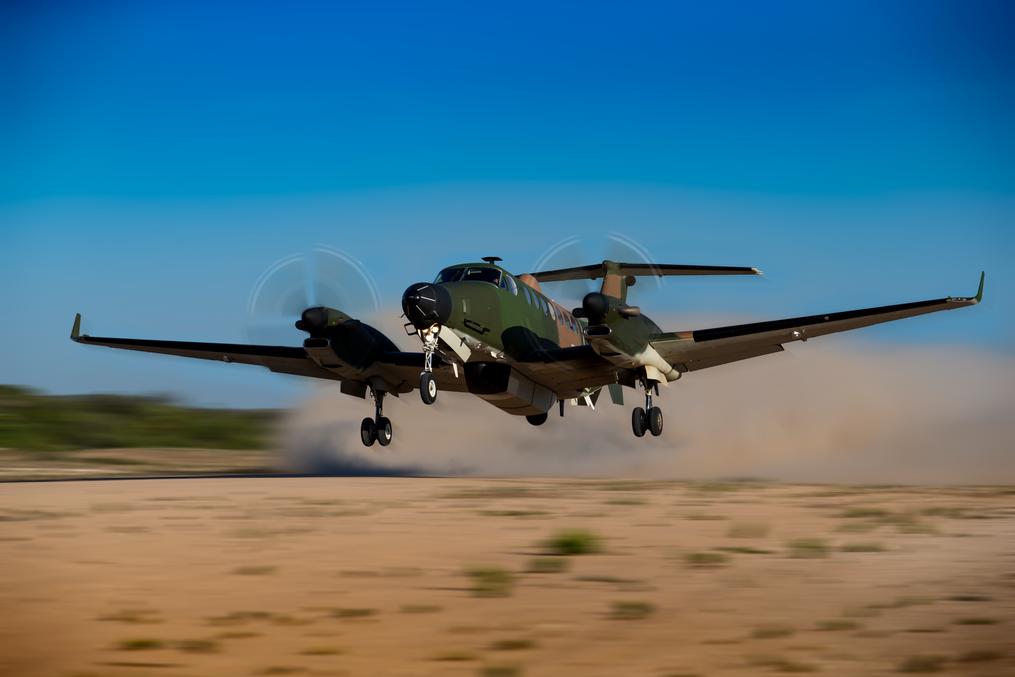 Spyder II takeoff
