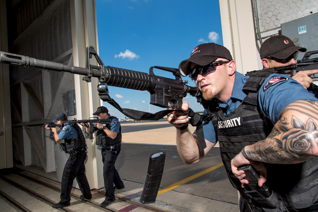 Security Tatical Responce Team