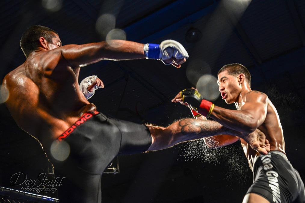 MMA bout