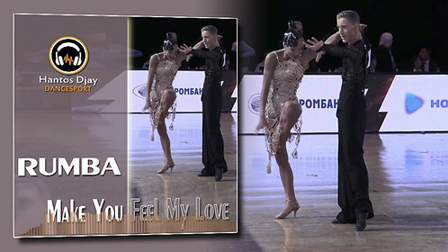 RUMBA - Make You Feel My Love (24 bpm) / Hantos Djay